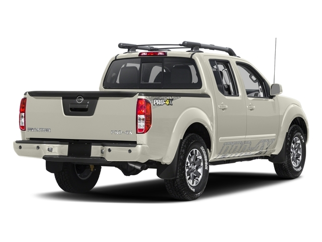 2017 Nissan Frontier Crew Cab 4x4 PRO-4X Automatic - 16994590 - 2