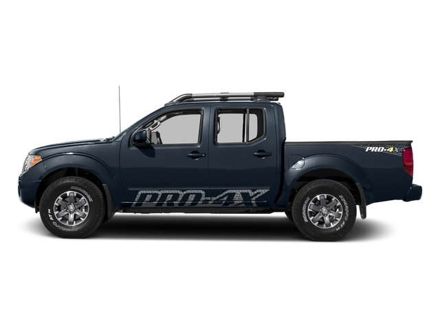 2017 Nissan Frontier Crew Cab 4x4 PRO-4X Manual - 17111739 - 0