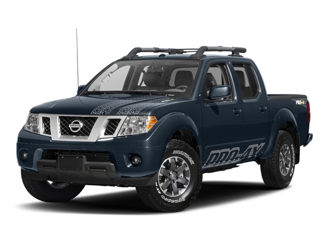 2017 Nissan Frontier Crew Cab 4x4 PRO-4X Manual - 17111739 - 1