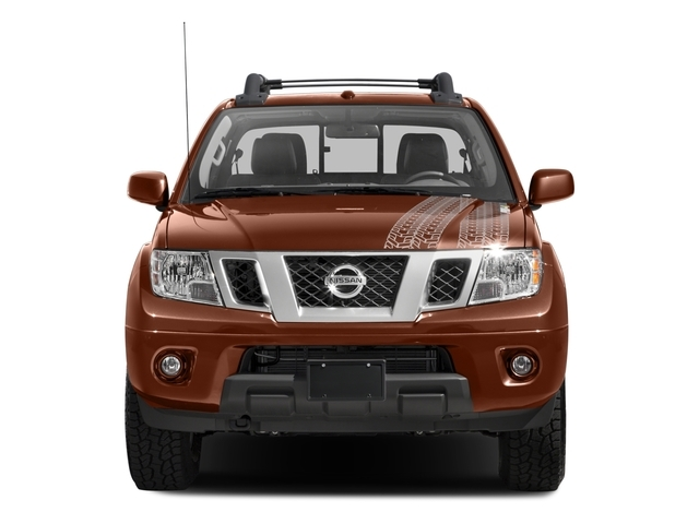 2017 Nissan Frontier Crew Cab 4x4 PRO-4X Automatic - 16994590 - 3