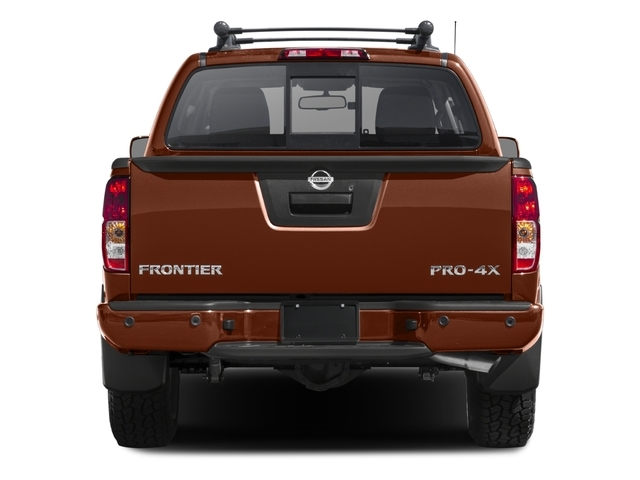 2017 Nissan Frontier Crew Cab 4x4 PRO-4X Automatic - 16994590 - 4