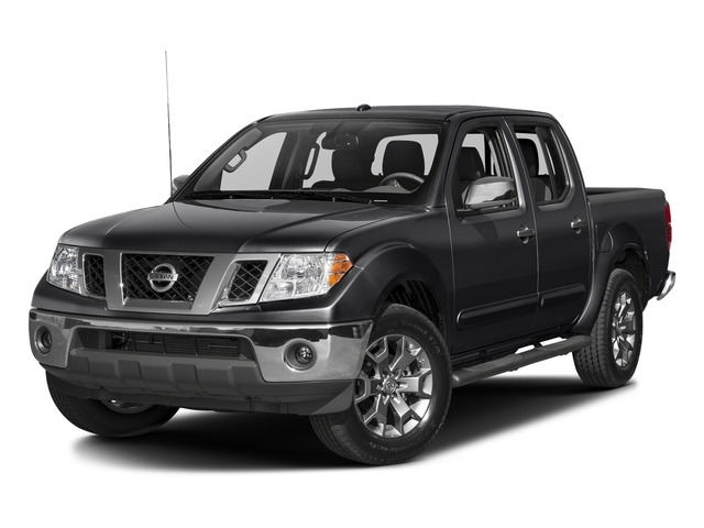 2017 Nissan Frontier Crew Cab 4x2 SL Automatic - 16107409 - 1