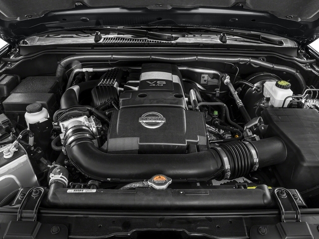 2017 Nissan Frontier Crew Cab 4x4 SV V6 Manual - 17111804 - 12
