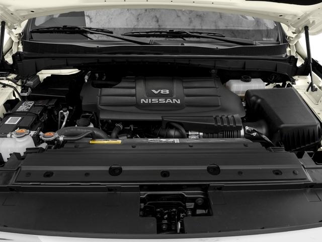 2017 Nissan Titan 4x4 Crew Cab SL - 17111735 - 11