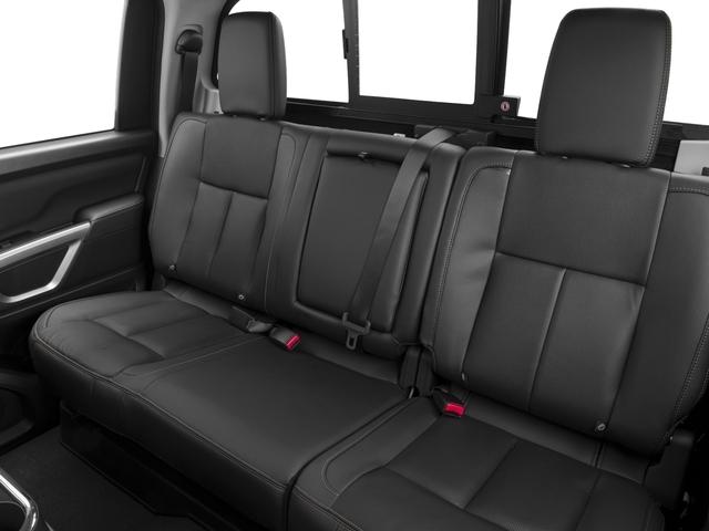 2017 Nissan Titan 4x4 Crew Cab SL - 17111735 - 12