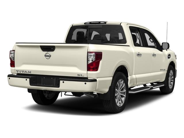 2017 Nissan Titan 4x4 Crew Cab SL - 17111860 - 2