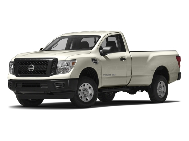 2017 new nissan titan xd 4x4 diesel single cab sv at lewis nissan serving beckley raleigh. Black Bedroom Furniture Sets. Home Design Ideas