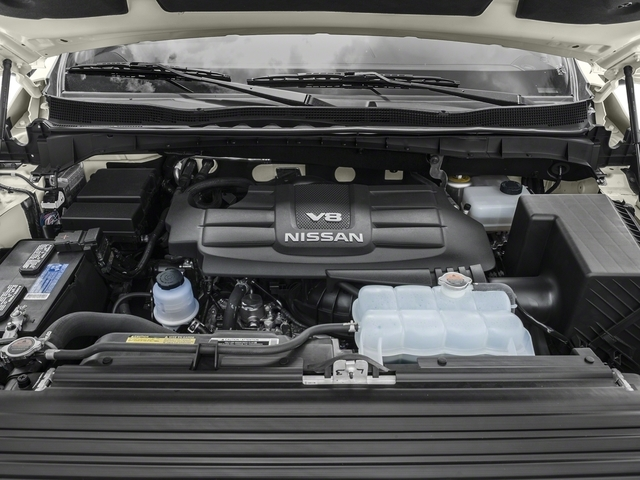 2017 Nissan Titan XD 4x4 Diesel King Cab S - 18475687 - 11