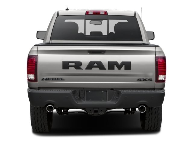 "2017 Ram 1500 Rebel 4x4 Crew Cab 5'7"" Box - 15681965 - 4"