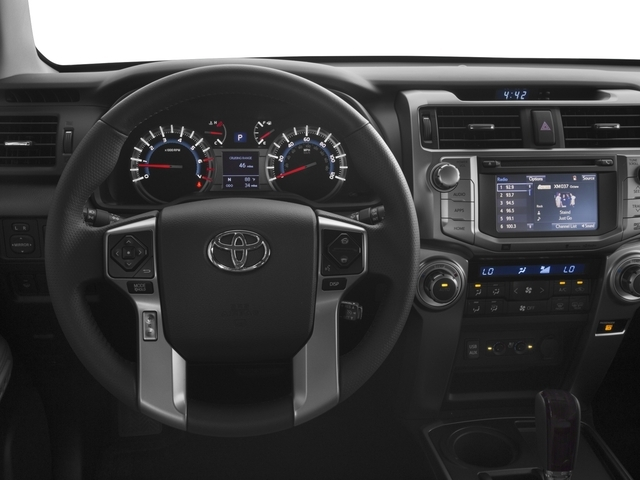 New 2017 Toyota 4runner Limited 4wd Four Wheel Drive Suv