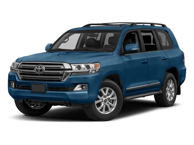 2017 Toyota Land Cruiser 4WD - 16698864 - 1