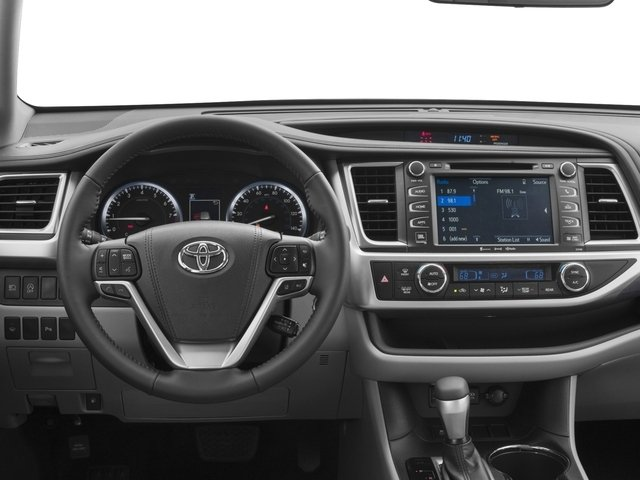 2017 Toyota Highlander Limited Platinum V6 AWD - 16230839 - 5