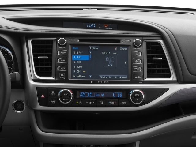 2017 Toyota Highlander Limited Platinum V6 AWD - 16878877 - 8