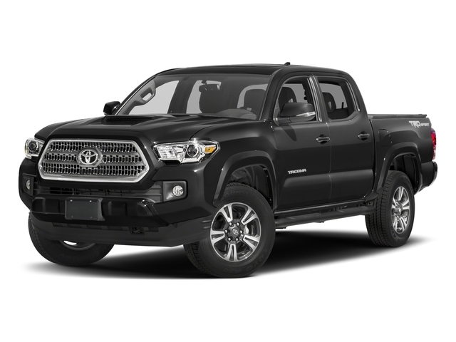 2017 Toyota Tacoma TRD Sport Double Cab 5' Bed V6 4x4 Automatic - 16742263 - 1