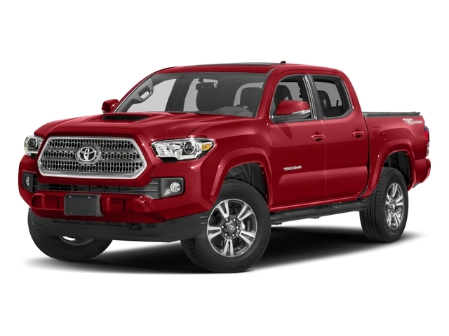 2017 Toyota Tacoma TRD Sport Double Cab 5' Bed V6 4x4 Automatic - 15780934 - 1