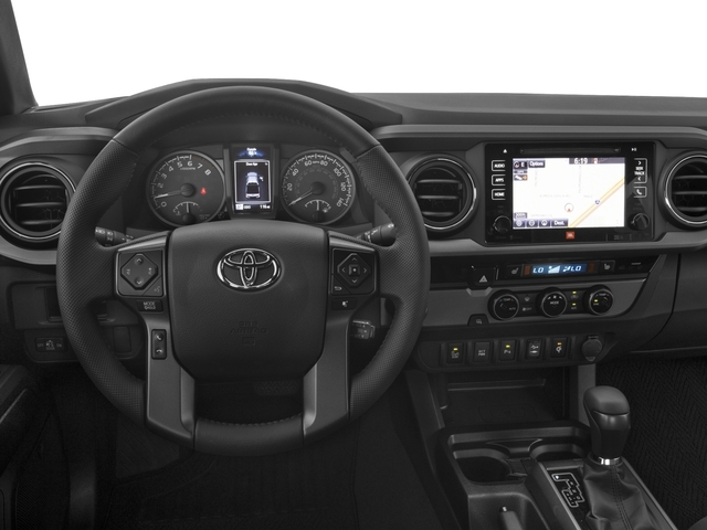2017 Toyota Tacoma TRD Sport Double Cab 5' Bed V6 4x4 Automatic - 16742263 - 5