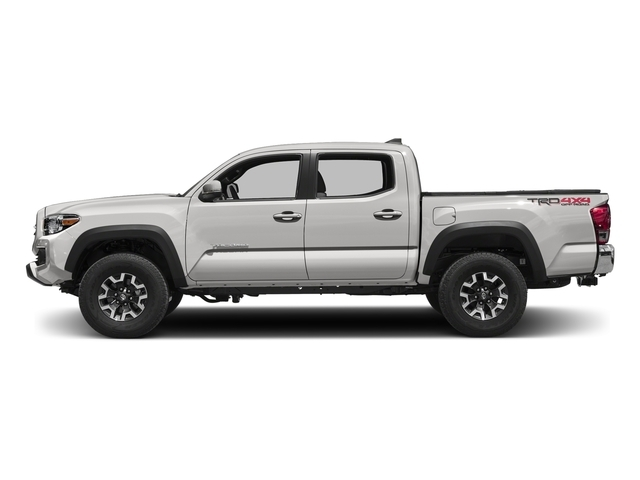 2017 Toyota Tacoma TRD Off Road Double Cab 5' Bed V6 4x4 Automatic - 16618859 - 0
