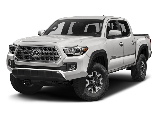 2017 Toyota Tacoma TRD Off Road Double Cab 5' Bed V6 4x4 Automatic - 16618859 - 1