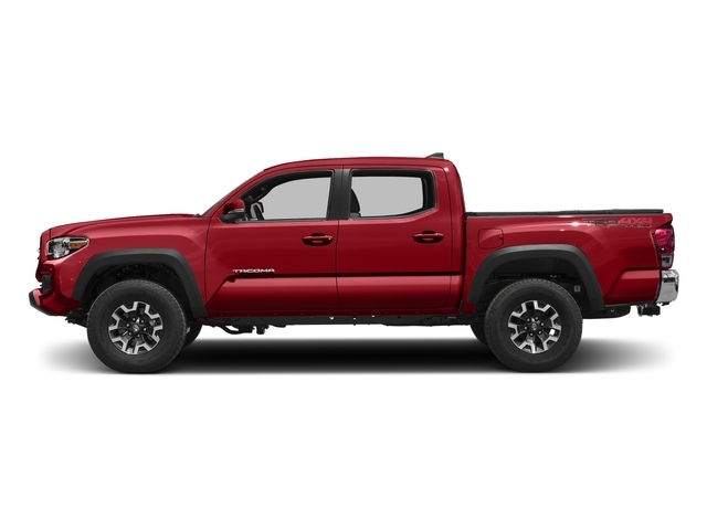 2017 Toyota Tacoma TRD Off Road Double Cab 5' Bed V6 4x4 MT - 16904790 - 0