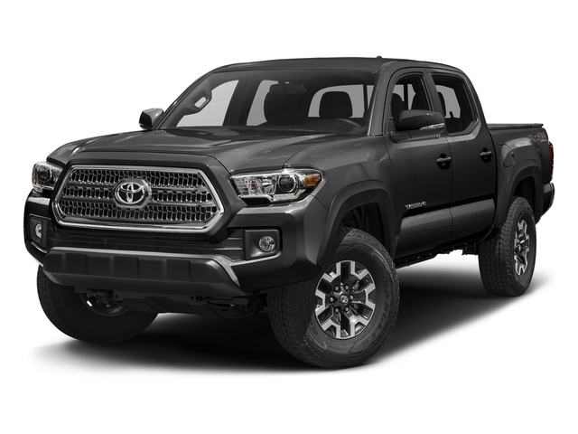 2017 Toyota Tacoma TRD Off Road Double Cab 5' Bed V6 4x4 Automatic - 16922188 - 1