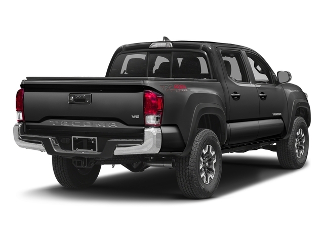 2017 Toyota Tacoma TRD Off Road Double Cab 5' Bed V6 4x4 Automatic - 16922188 - 2