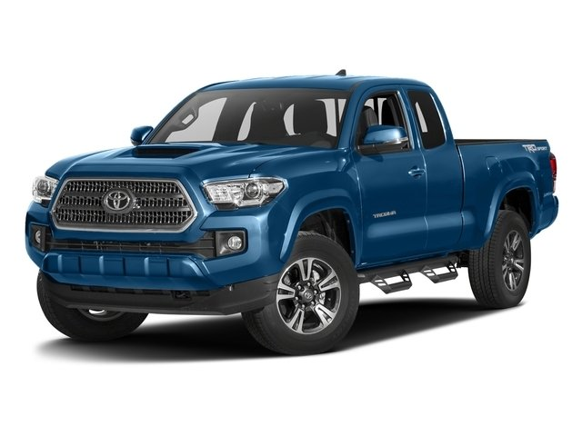 2017 Toyota Tacoma TRD Sport Access Cab 6' Bed V6 4x4 Automatic - 17034254 - 1