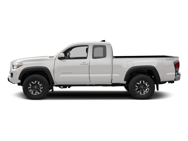 2017 Toyota Tacoma TRD Off Road Access Cab 6' Bed V6 4x4 Automatic - 16688499 - 0