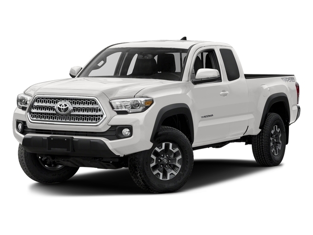 2017 Toyota Tacoma TRD Off Road Access Cab 6' Bed V6 4x4 Automatic - 16688499 - 1