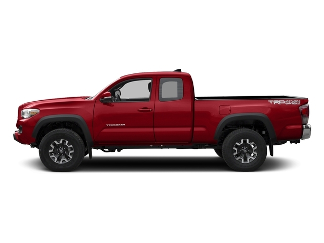 2017 Toyota Tacoma TRD Off Road Access Cab 6' Bed V6 4x4 Automatic - 16999488 - 0