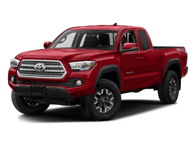 2017 Toyota Tacoma TRD Off Road Access Cab 6' Bed V6 4x4 Automatic - 16999488 - 1
