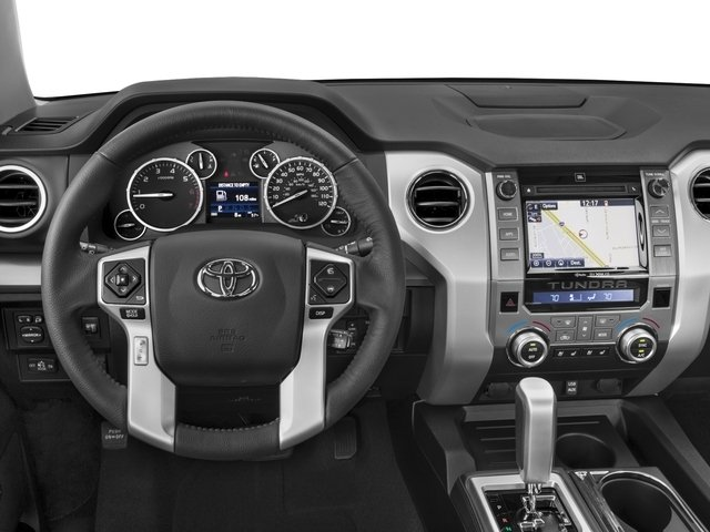 2017 Toyota Tundra 4WD Platinum CrewMax 5.5' Bed 5.7L - 17441333 - 5