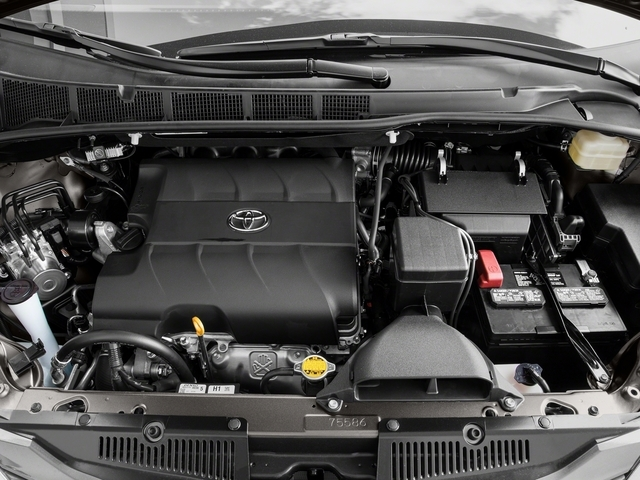 2017 Toyota Sienna LE AWD 7-Passenger - 17047181 - 11