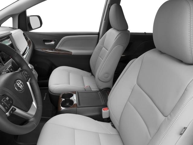 2017 New Toyota Sienna XLE FWD 8Passenger at Hudson Toyota