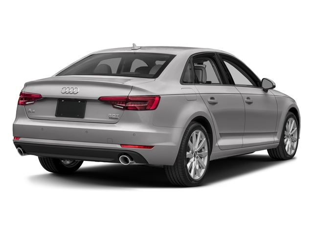 2018 New Audi A4 2 0t Sedan 4dr Sdn Awd Prem Qtr At Tysons