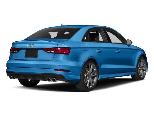 2018 Audi S3 2 0 Tfsi Premium Plus Sedan For Sale In San