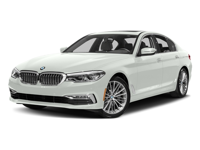 2018 BMW 5 Series 540i xDrive - 17209071 - 1