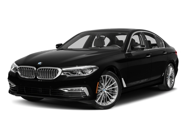 2018 BMW 5 Series 540i xDrive Sedan  - WBAJE7C54JWC57148 - 1