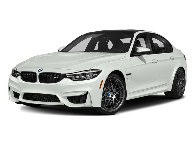 2018 BMW M3 4DR SDN - 18103617 - 1