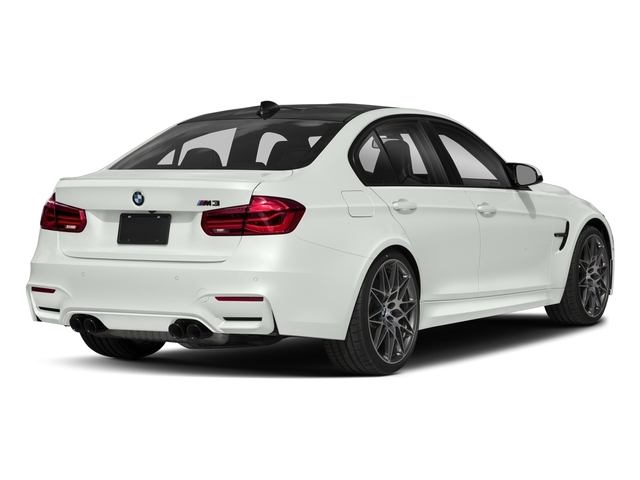 2018 BMW M3 SEDAN 4DR SDN - 17225763 - 2