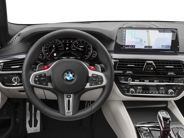 2018 BMW M5 4DR SDN