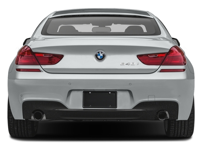 2018 BMW 6 Series 640i xDrive Gran Coupe - 16930928 - 4