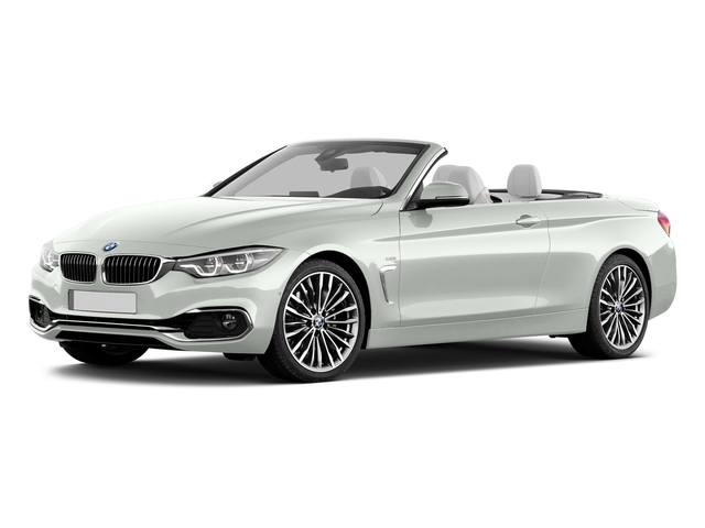 2018 BMW 4 Series 430i Convertible  - WBA4Z1C58JEC72658 - 1