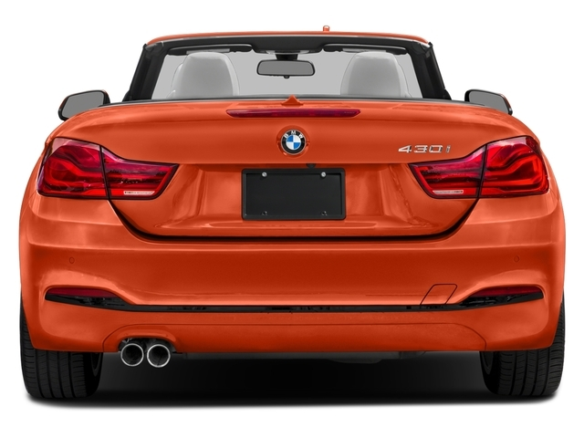 2018 BMW 4 Series 430i Convertible  - WBA4Z1C58JEC72658 - 4