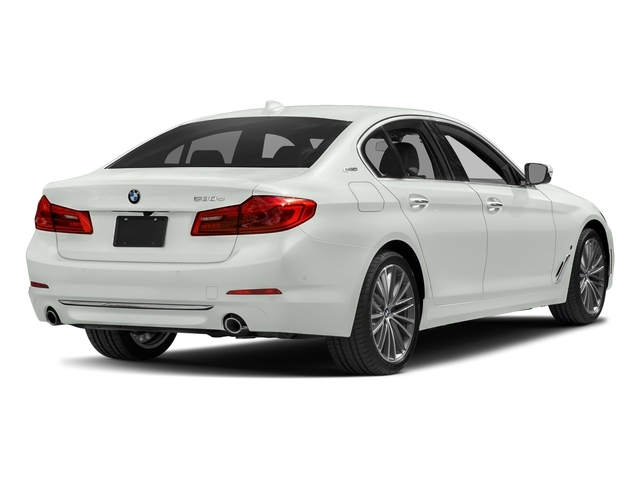 2018 BMW 5 Series 530e iPerformance Plug-In Hybrid Sedan  - WBAJA9C55JB250561 - 2