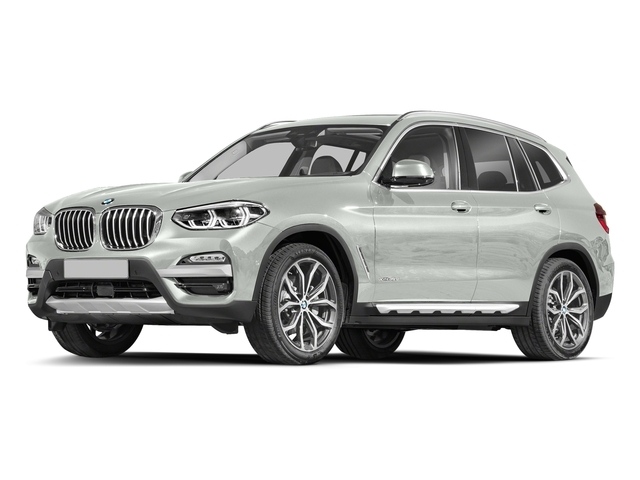 2018 New Bmw X3 Xdrive30i Sports Activity Vehicle At Bmw