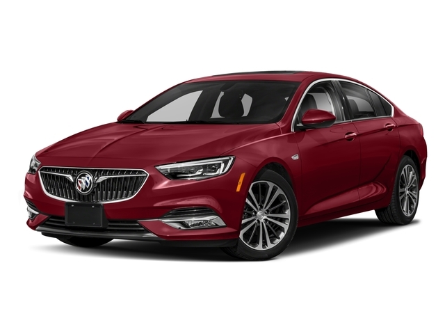 2018 Buick Regal Sportback 4dr Sedan Preferred II AWD - 17265197 - 1