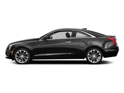 2018 Cadillac ATS Coupe - 1G6AE1RX0J0164008