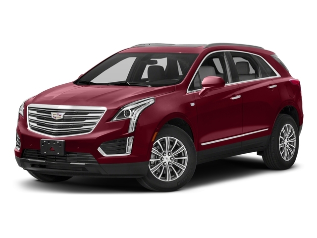 2018 Cadillac XT5 Crossover AWD 4dr Luxury - 17171463 - 1