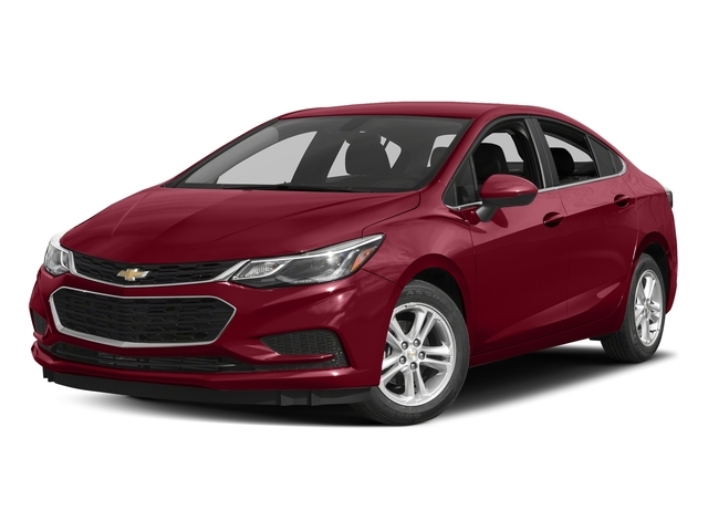 2018 Chevrolet CRUZE 4dr Sedan 1.4L LT w/1SD - 18684563 - 1