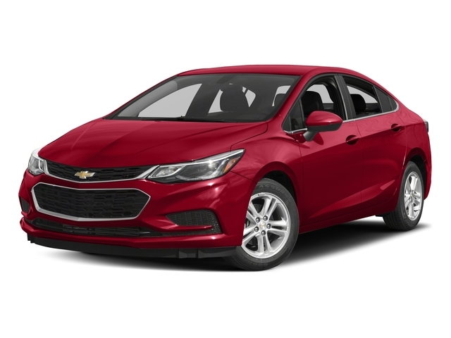 2018 Chevrolet CRUZE 4dr Sedan 1.4L LT w/1SD - 16783410 - 1